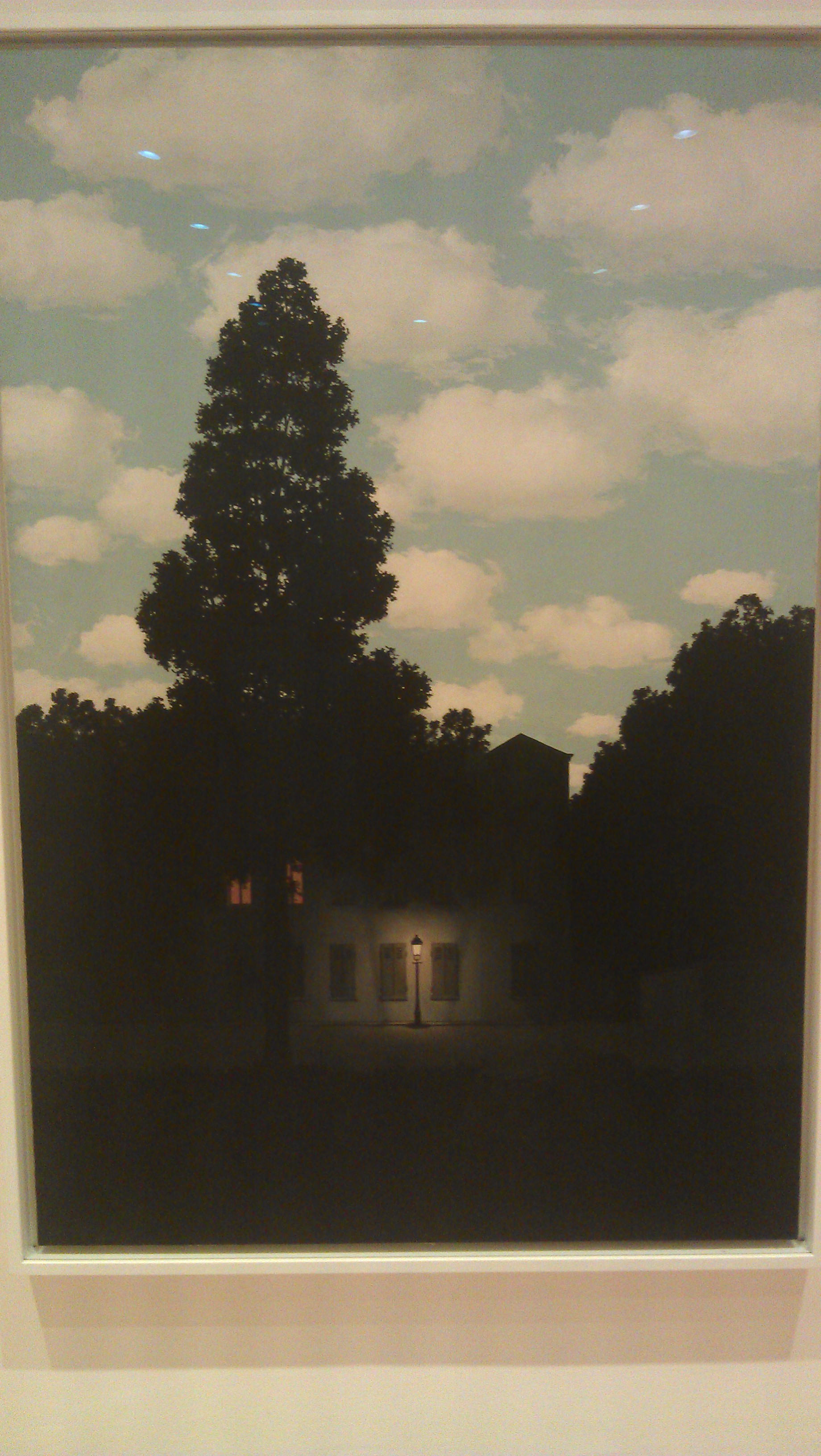 an analysis of homesickness a painting by rene magritte Homesickness is one of artworks by rene magritte artwork analysis, large  resolution images, user comments, interesting facts and much more.